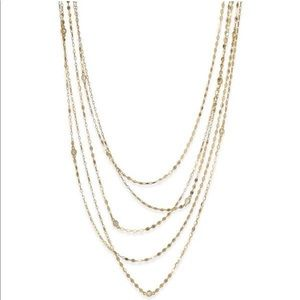 Kate Spade New York multi-chains Necklace